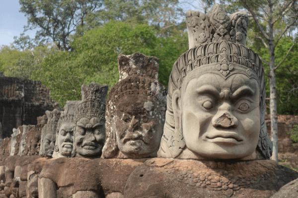 Angkor Besuch in Kambodscha - Weltreise Informationen