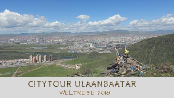 Ulaanbaatar  - Citytour durch die Hauptstadt der Mongolei