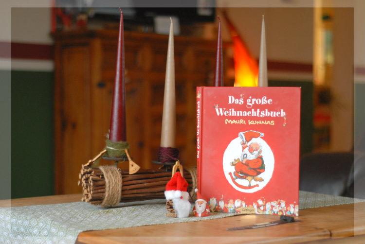 Das große Weihnachtsbuch von Mauri Kunnas