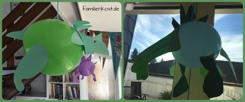 Dinoparty Zum Dinosaurier Kindergeburtstag