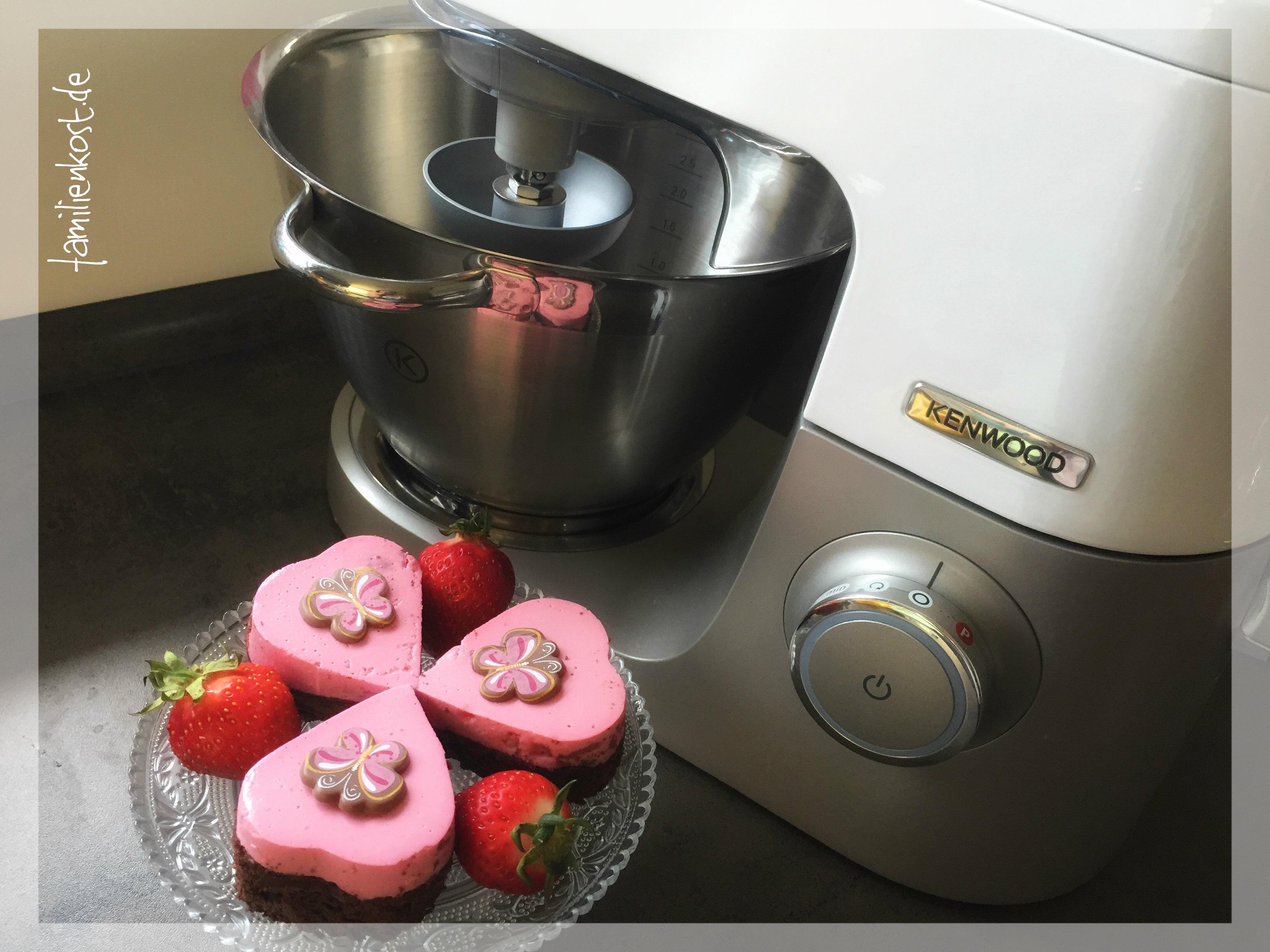 Rezepte für kenwood küchenmaschine  Backen einfach wie nie mit Kenwood Chef Sense KVC5010T