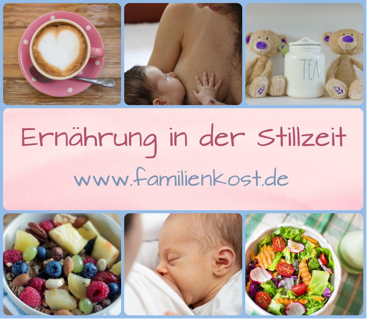 Tägliche Diät für stillende Mutter