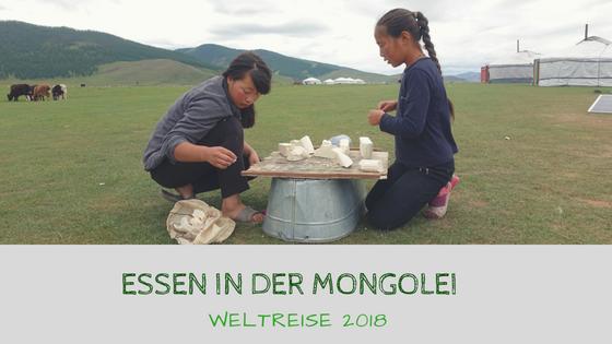 Essen in der Mongolei - Länderküche