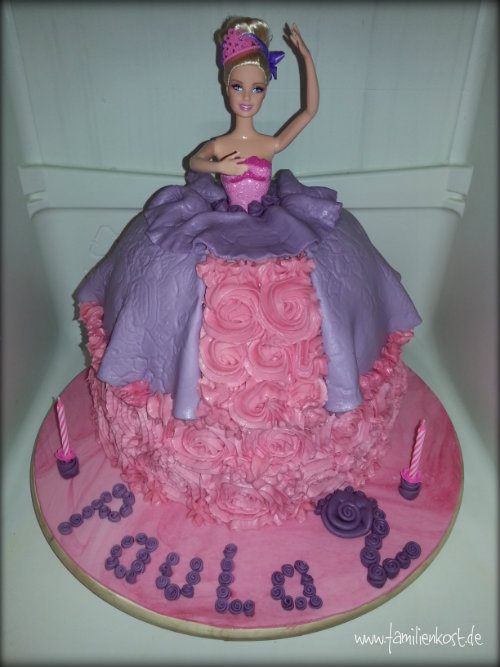 Barbie-Torte