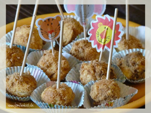 Cheesecake-Pops
