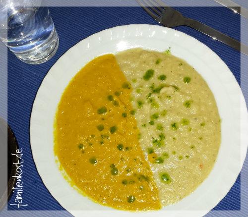 Pastinaken-Möhren-Suppe