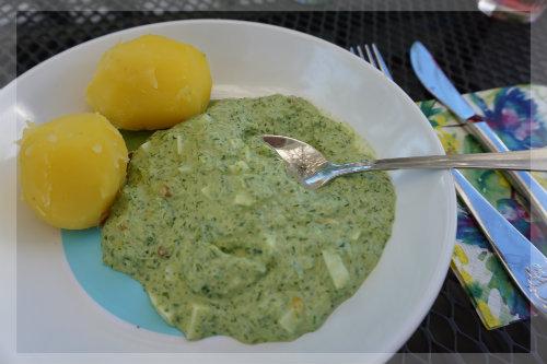 Frankfurter Grüne Sauce