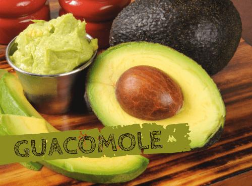 Guacomole  - gesunder und würziger Avocado-Dip