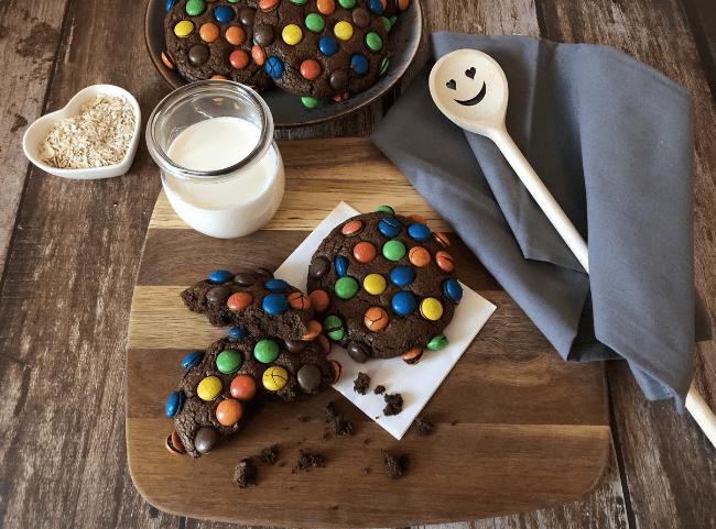 Hafer-Schoko-Cookies