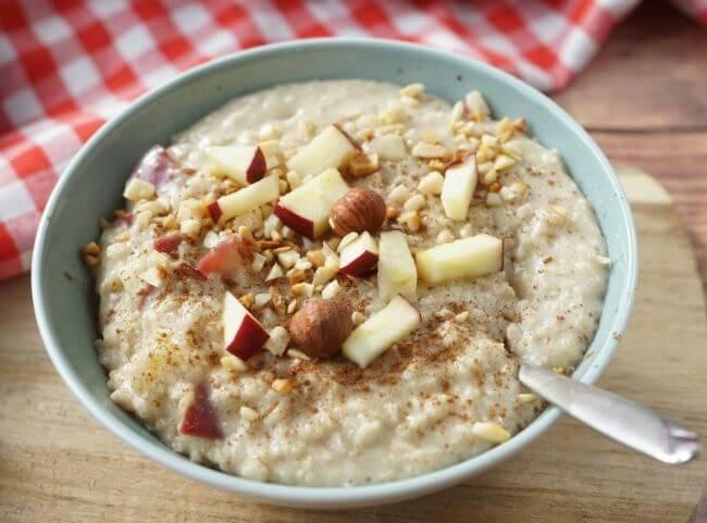 Porridge Grundrezept