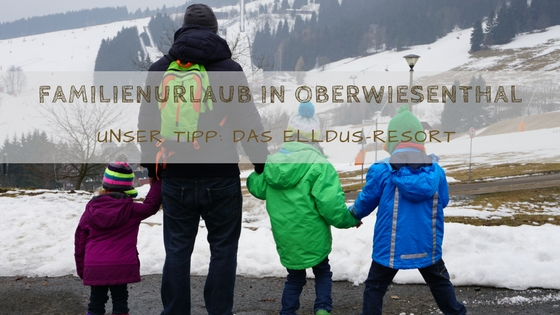 Familienurlaub im Elldus Resort in Oberwiesental am Fichtelberg