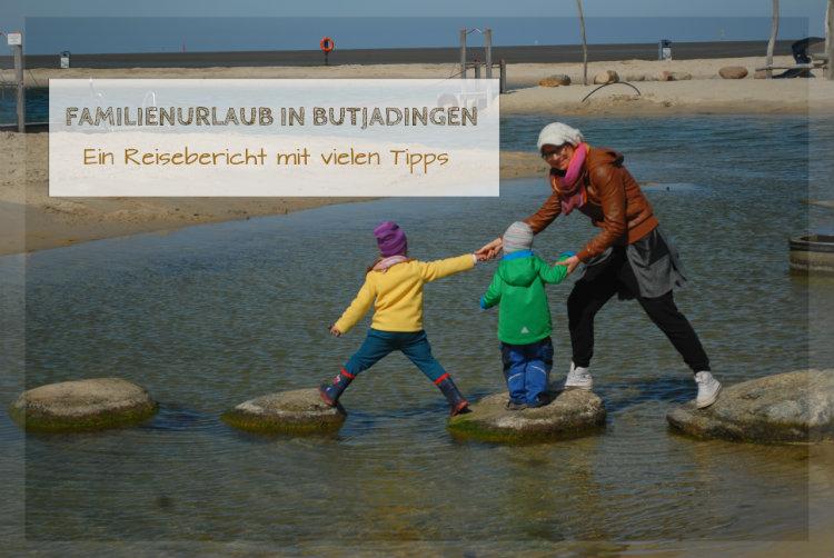 Butjadingen - Familienurlaub mit Kind in & um Burhave