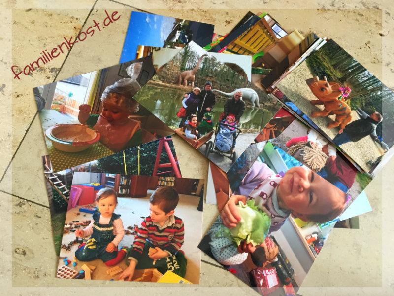 Fotoalbum basteln f r das kind mit laminierten fotos for Selbstgemachtes fotoalbum