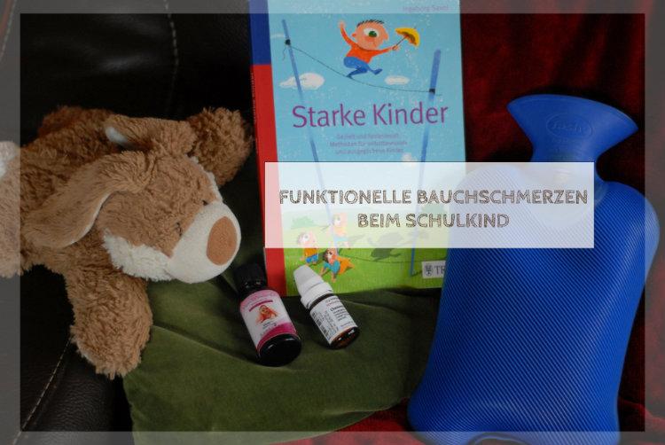 Funktionelle Bauchschmerzen beim Schulkind