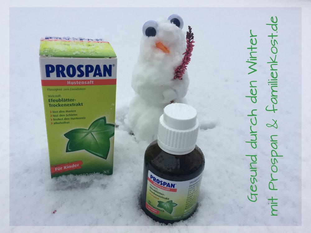 Gesund durch den Winter mit Prospan