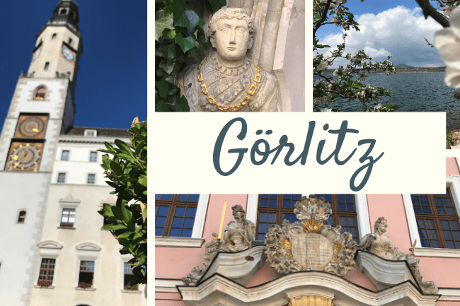 Die Stadt Görlitz