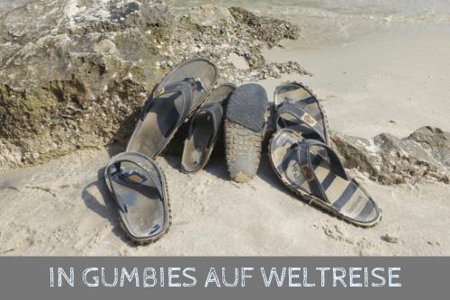 Gumbies - Mit Zehentrennern auf Weltreise