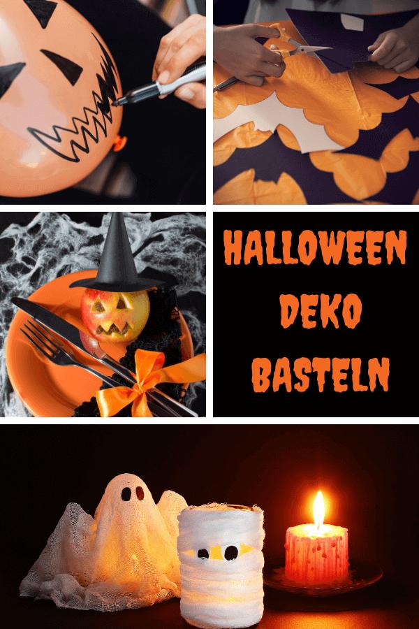 Halloween Dekoideen Zum Selber Machen