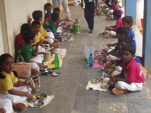 Indien Essen Und Trinken