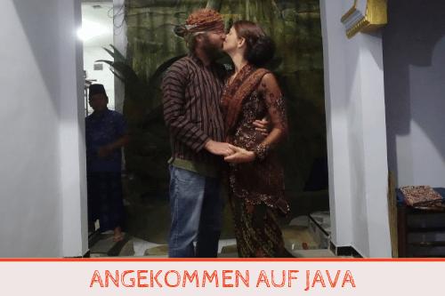 Java in Indonesien - Backpacking & Roller fahren