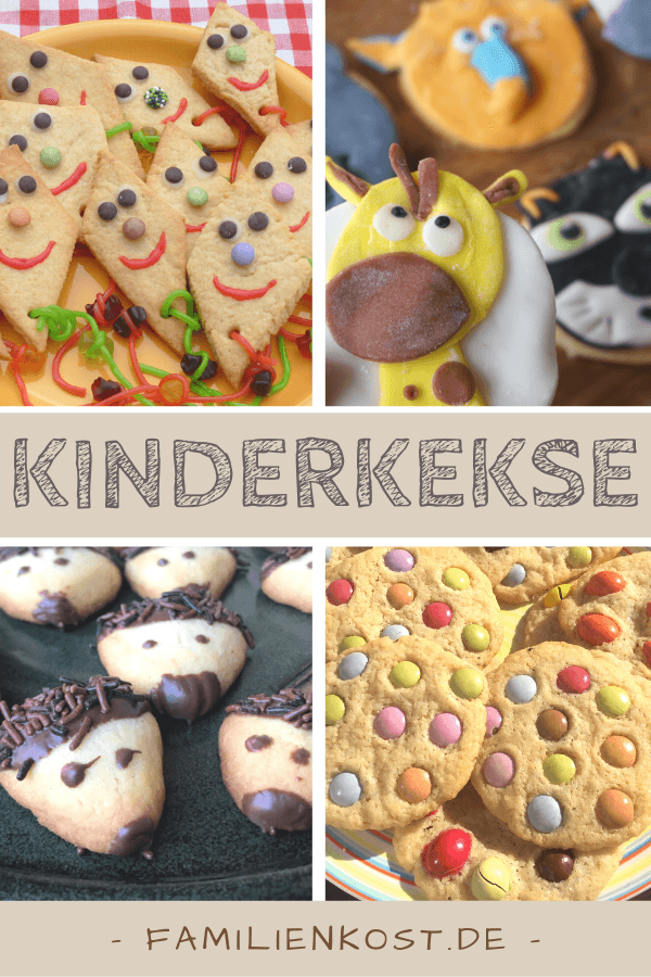 Kinderkekse backen