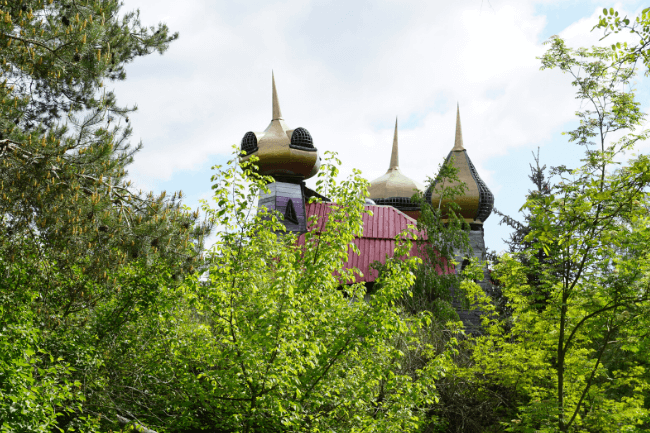 Turisede - Kulturinsel Einsiedel