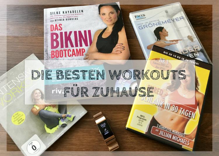 Mama Fitness: die besten Workouts