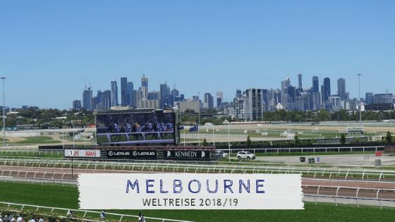 Melbourne - Weltreise mit Kind