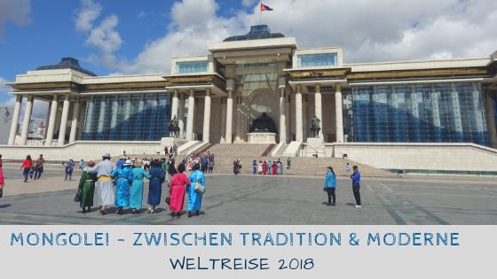 Mongolei - Familienleben zwischen Tradition und Moderne