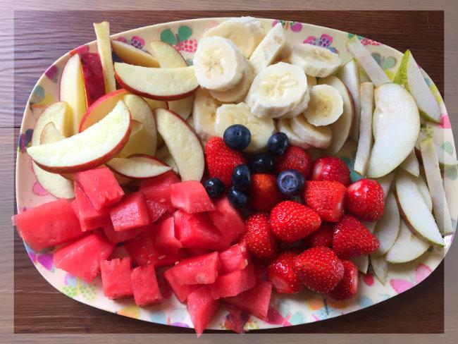 5 Am Tag Rezepte Fur Obst Und Gemuse Fur Kinder