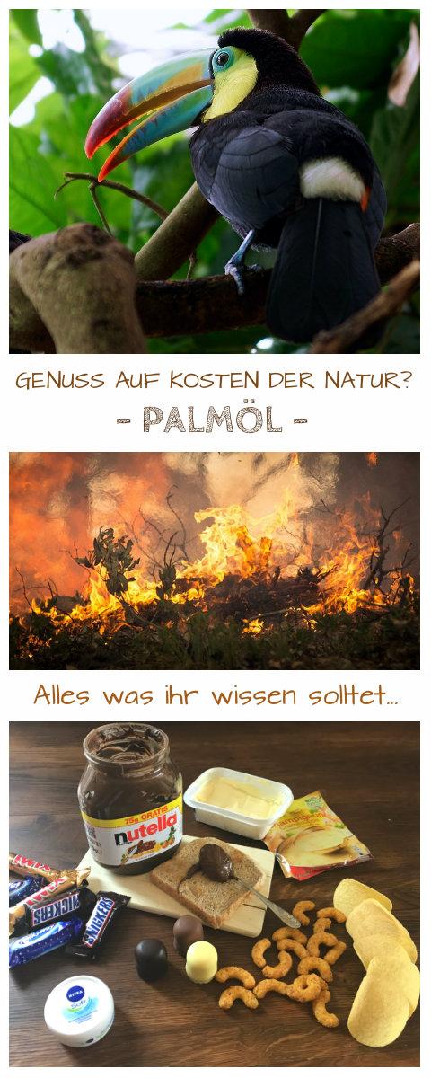 Palmöl: ungesund und Klimasünder