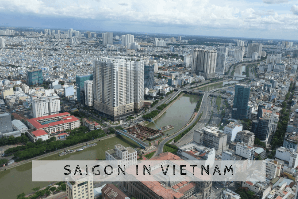 Saigon / Ho Chi Minh Stadt Reisebericht