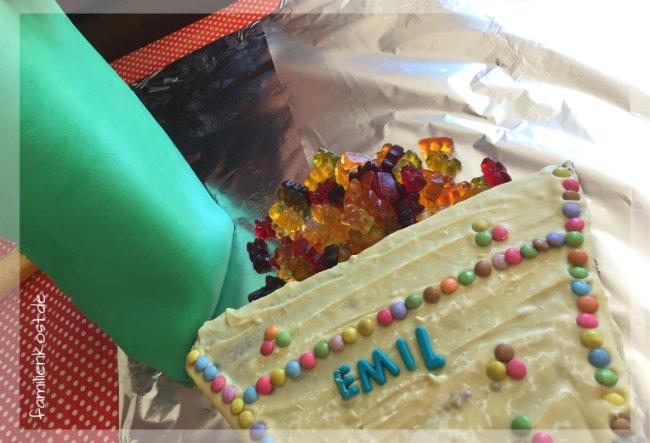 Schultuten Kuchen Ein Einfaches Backrezept Zur Einschulung