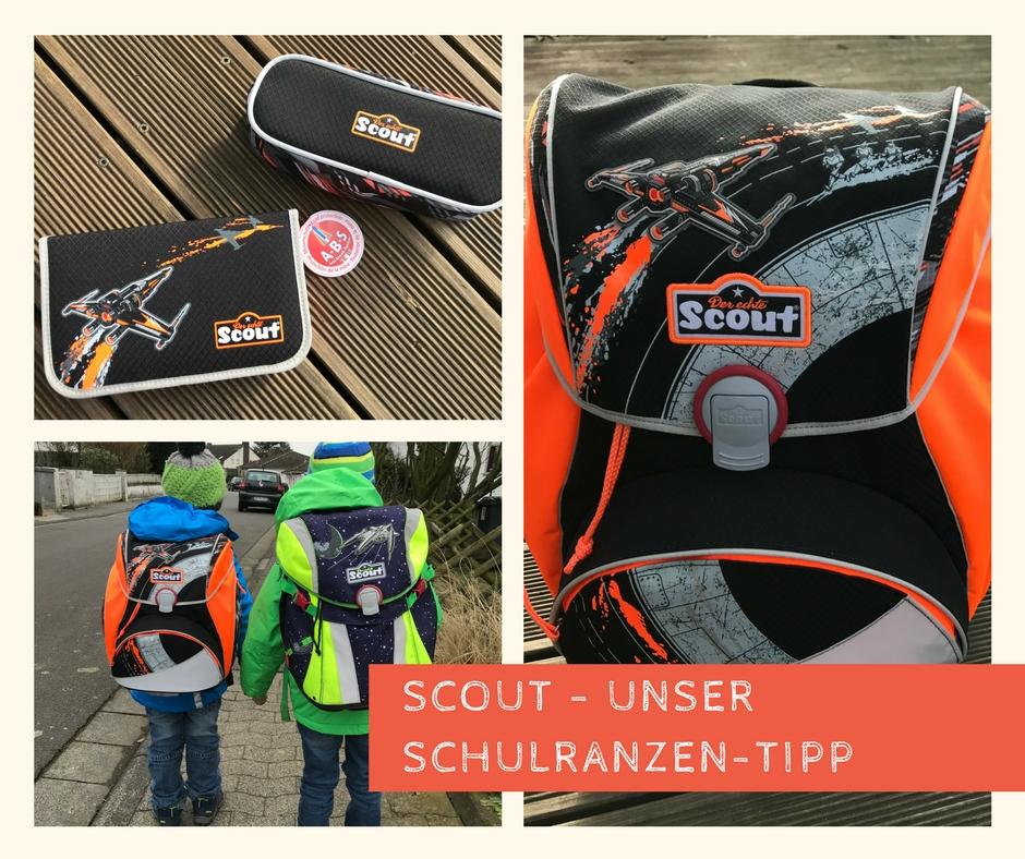 Scout Schulranzen - Erfahrungsbericht
