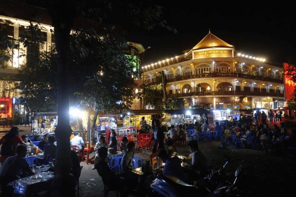 Siem Reap Bericht Kambodscha