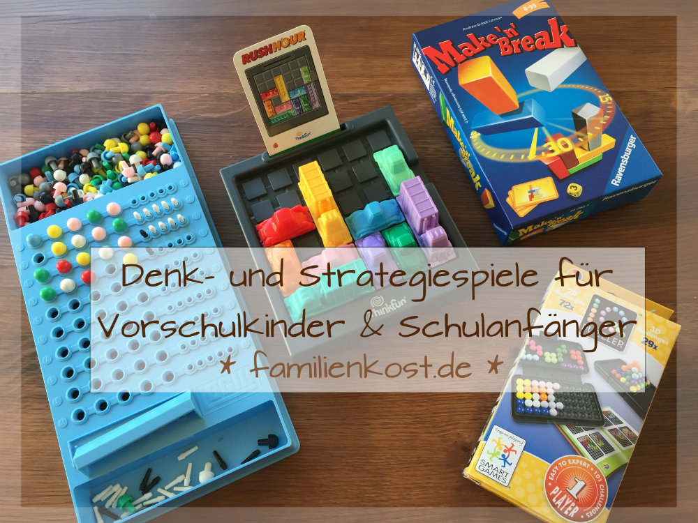 Strategiespiele Kinder