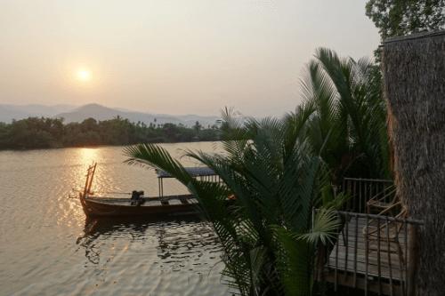 Kambodscha - traumhafte Küste am thailändischen Golf