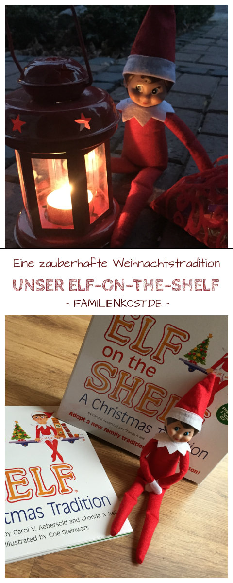 Weihnachtstradition Elf on the Shelf Ideas