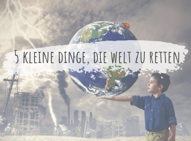 Was wir als Eltern gegen den Klimawandel tun können