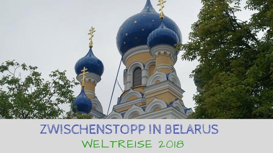 Belarus (Brest) mit Kind