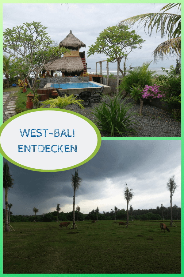 West Bali Backpacking