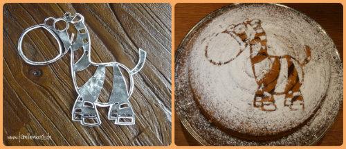 Zebrakuchen Rezept Und Kuchenschablone Selber Machen