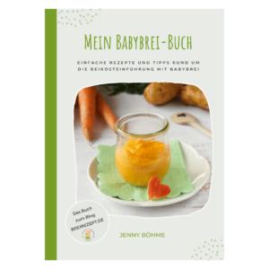 Mein Babybrei-Buch Cover